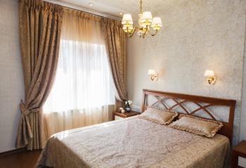 Квартира в г. Пушкин - спальня