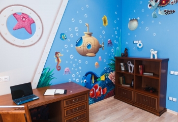 Квартира в г. Пушкин - детская